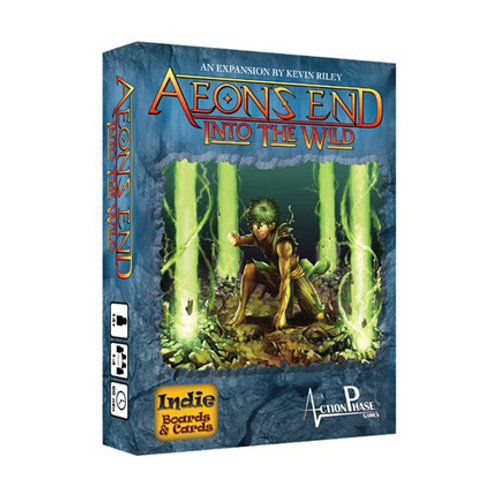Aeon's End - Into the Wild Expansion VA