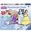 Thumbnail: 24 pcs Princesses Puzzle de plancher Géant XXL