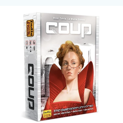 Coup : Card Game VA