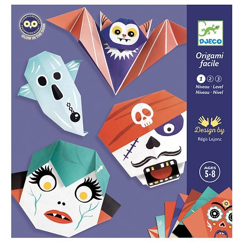 Djeco - Origami - Frissons Niveau 1