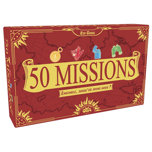 50 Missions VF