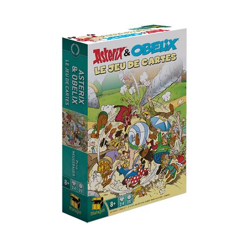 Asterix et Obelix - Le jeu de cartes VF