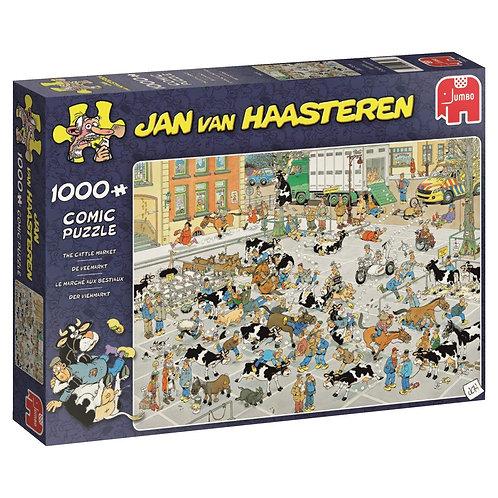 1000 Pcs - Jumbo -Le marché aux bestiaux - JvH