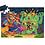 Thumbnail: Djeco -36 pcs Puzzle silhouette - Laser boy