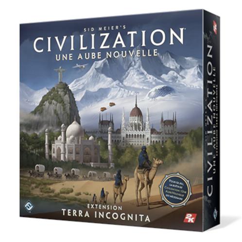 Civilization: Une aube nouvelle - Extension Terra Incognita VF