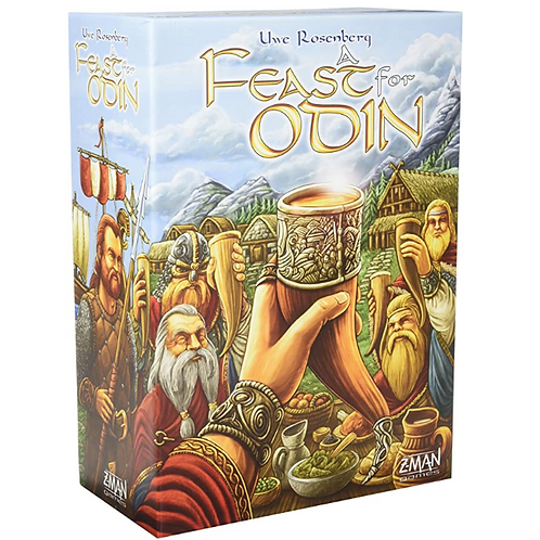 A Feast for Odin VA