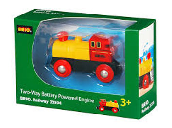 BRIO - Locomotive à piles bi-direction