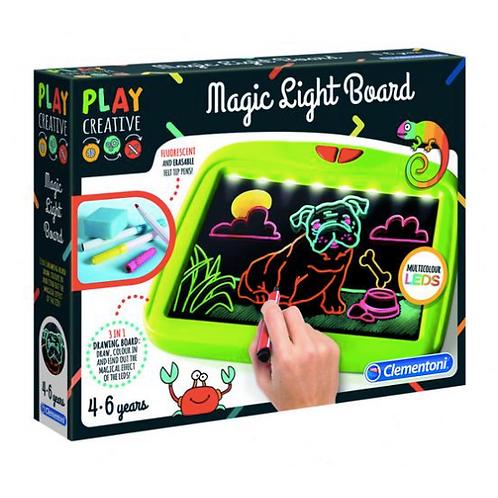 Clementoni - Magical Light Board (ML)