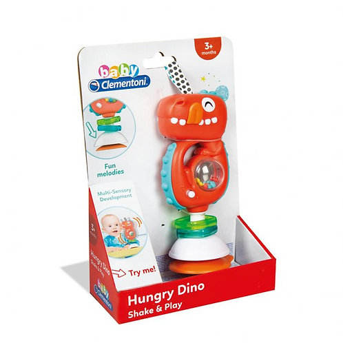 Baby Clementoni - Hochet électronique dino (ML)