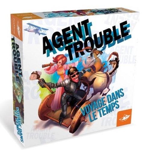 Agent Trouble : Voyage dans le temps VF