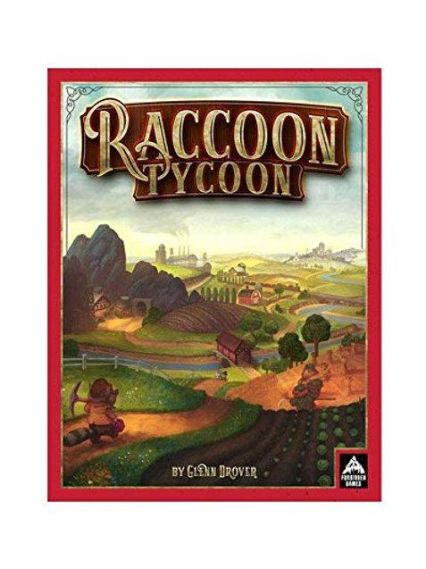 Raccoon Tycoon VA