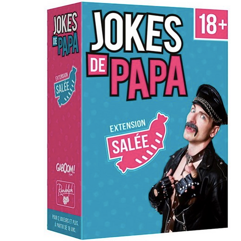 Jokes de Papa Extension salé VF