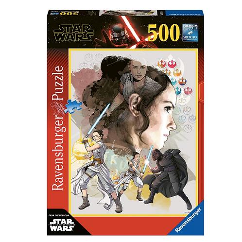 500 Pcs - L'ascension de Skywalker