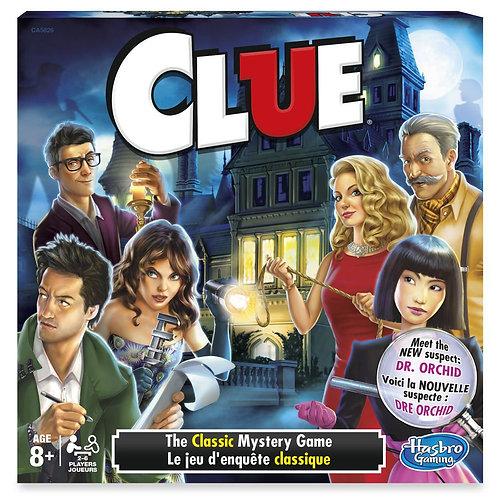 Clue - Le jeu d'enquête (VF)