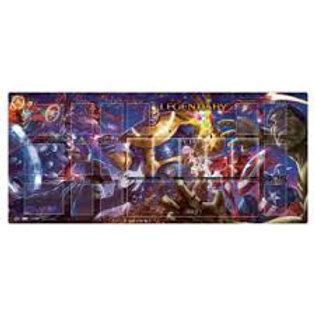 PLAYMAT - Legendary Thanos VS Avengers