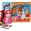 Thumbnail: Djeco - Puzzle 36 pcs - Silhouette -  La princesse et la grenouille