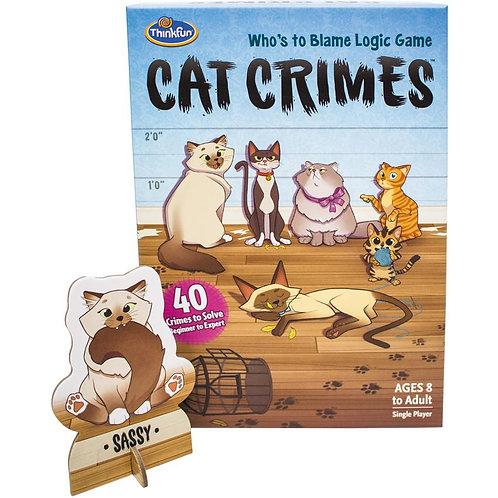 Cat Crimes (VF)