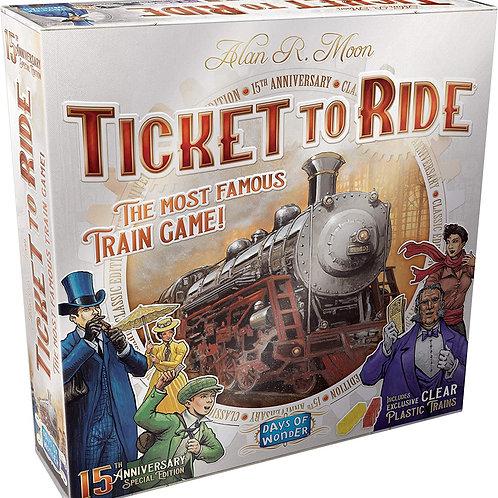 Ticket to Ride - 15th anniversary (VA)