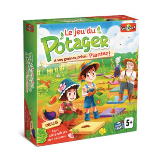 Bioviva : Le jeu du potager (VF)