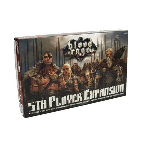 Blood Rage : 5th Player Expansion (ML)