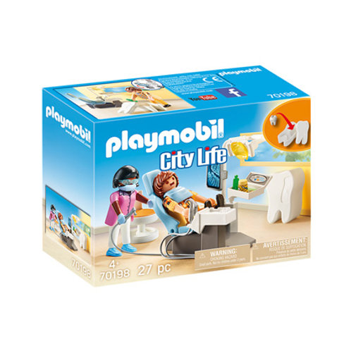 PLAYMOBIL - City Life - Dentiste