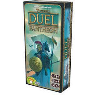 7 Wonders Duel -  Pantheon Expansion VA
