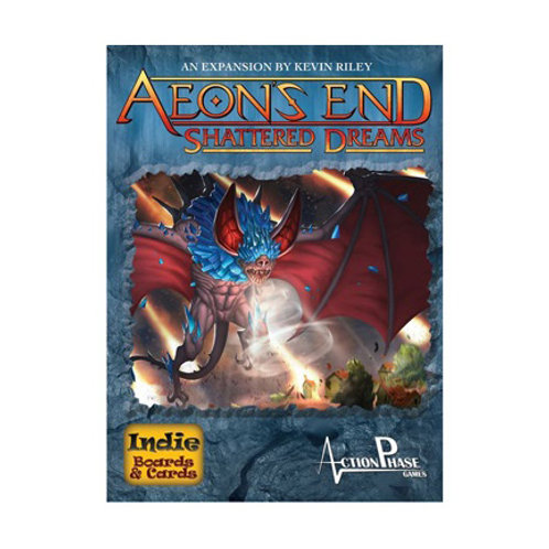 Aeon's End - Shattered Dreams Expansion VA