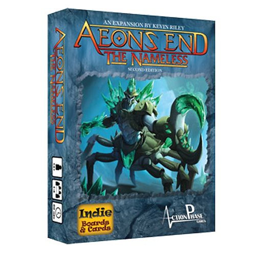 Aeon's End - The Nameless Expansion : Second Edition (VA)