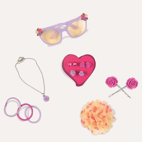 """OG - Mini accessoires OG - """"Fine In Floral"""""""