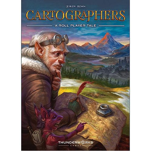 Cartographers - A Roll Player Tale VA