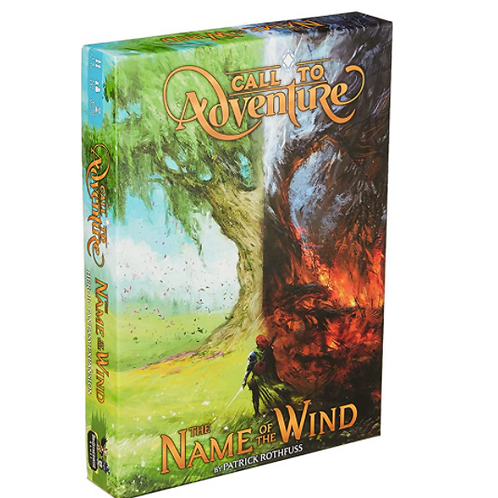 Call to adventure Exp The name of the wind VA