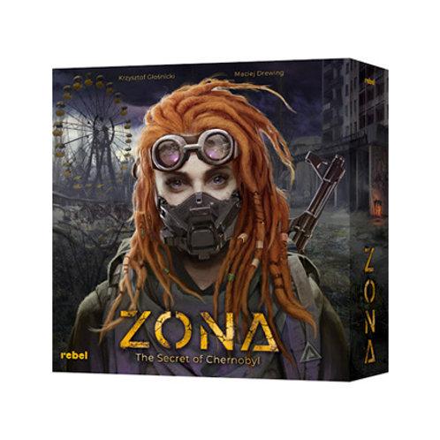 ZONA : The secret of Chernobyl VA