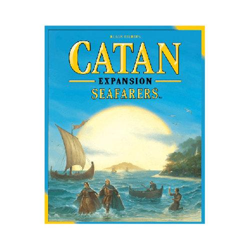 Catan - Seafarers Expansion VA