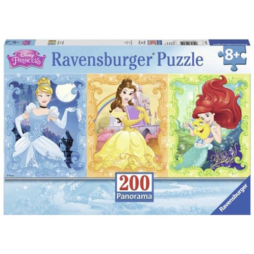 200 Pcs Jolies princesses (panorama)