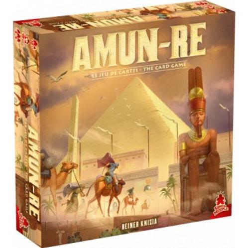 Amun-Re :  Le jeu de cartes (ML)