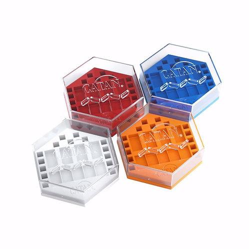 Catan hexadocks : Base set