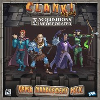 Clank! Legacy : Acquisitions Incorporated - Upper Management Pack VA