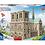 Thumbnail: Puzzle Notre Dame de Paris 324pcs 3D