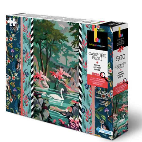 500 pcs - Lalita'a art shop - Cygne
