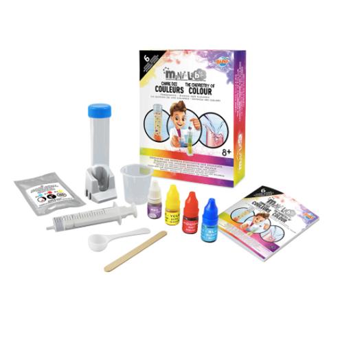 Buki - Mini Lab - Chimie des couleurs