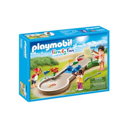 PLAYMOBIL - Family Fun - Mini-golf