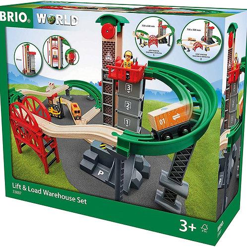 Brio - Grand circuit plateforme multimodale
