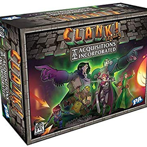 Clank! Legacy : Acquisitions Incorporated VA