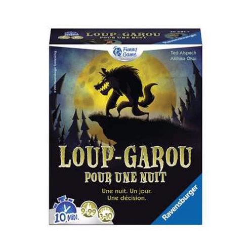 Loup-Garou pour une nuit VF