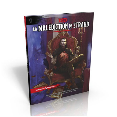 DnD 5eme Edition: La Malédiction de Stradh VF