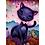 Thumbnail: 1000 pcs - HEYE - Dreaming - Black Kitty