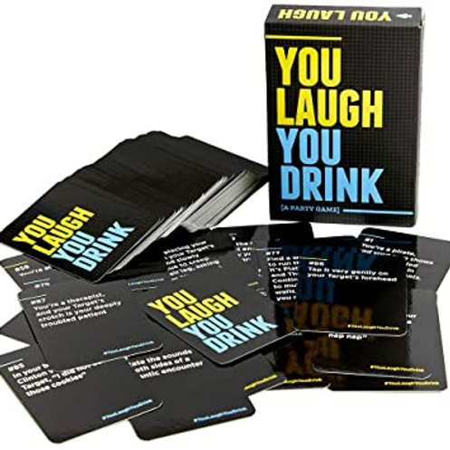 You Laugh you drink VA