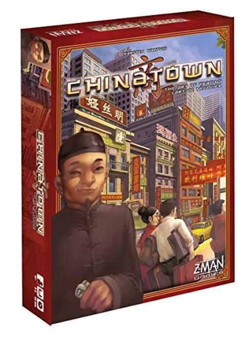 Chinatown ML