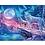 Thumbnail: 100 Pcs Loup sous une lumière du nord