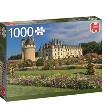 1000 Pcs - Jumbo - Château de la Loire